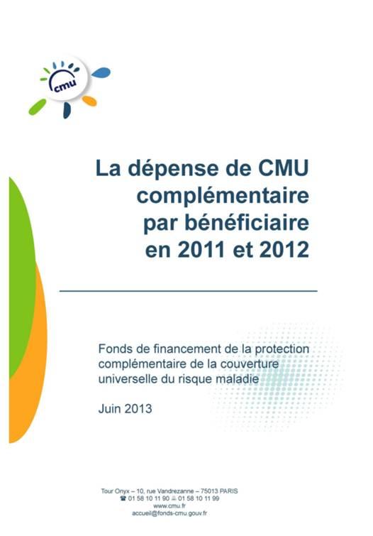 Le coût moyen pour la part couverte par la CMU‑C en 2012, et en métropole,  est de 451 € à la CNAMTS, qui gère les droits de 77 % des bénéficiaires et  ... c71b8df3fdfc